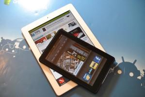 Ipad Kindle Fire
