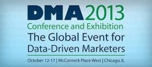 DMA 2013 conference logo