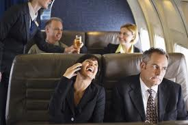 Mobile phone on planes