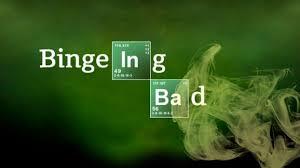 Binge watching Breaking Bad