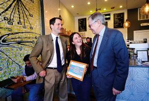 Lorca coffee shop - Himes and Martin