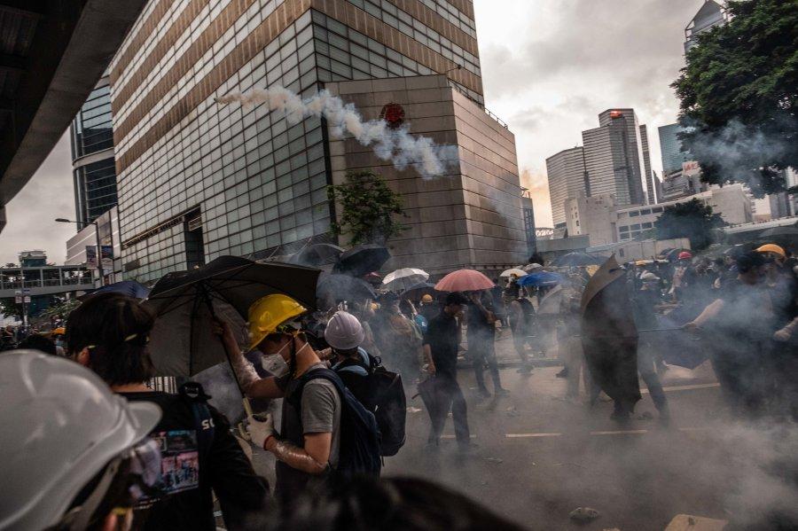 HK protests June 2019